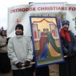 Orthodox Church of America at March for Life