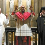 Metropolitan Alexios Prays for Unity at Roman Catholic Service