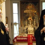 Archbishop Demetrios Visits ROCOR