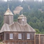 Holy Trinity Chapel at Fort Ross