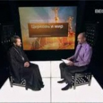 Bp. Hilarion interviewed on Russian TV