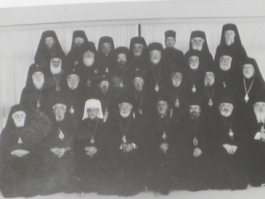 Ligonier 1: THE VISION - Gathering of the Hierarchs, Antiochian Village  November 30 - December 2, 1995