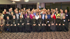Ligonier 2. MOVING FORWARD - 15 years later: Gathering of Hierarchy, Clergy and Laity offering time, talent and resources to build up a unified, autocephalous Orthodox Church in North America.  OCL 22nd Annual Meeting, Antiochian Village, October 29 -31, 2009.