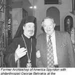Former Archbishop Spyridon Breaks A Long Silence
