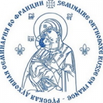 Logo of the Russian Orthodox Seminary in France
