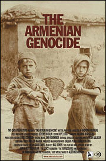 The Aremenian Genocide