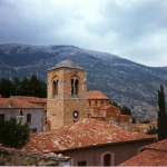 Ossios Lukas (Venerable Luke) Monastery
