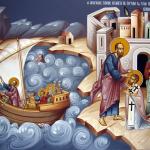 St. Paul ordaining Titus in Crete