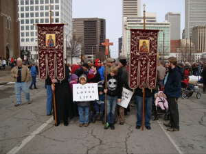 Tulsa March for Life 2011
