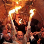 The Miracle of the Holy Fire in Jerusalem [VIDEO]