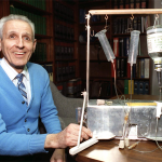 Jack Kervorkian and his death machine.