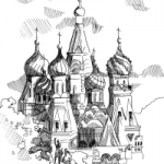 st-basil-cathedral-sketch