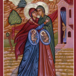 The Visitation of Mary and Elizabeth