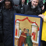 Orthodox Seminarians at the March for Life