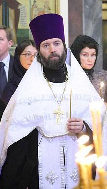 Archpriest Nikolai Chernyshev