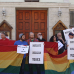 Orthodox Christians Respond to LGBT Protest With Joint Prayer of Clergy and Laity