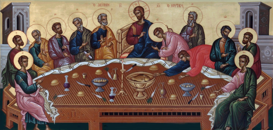 The Mystical Supper