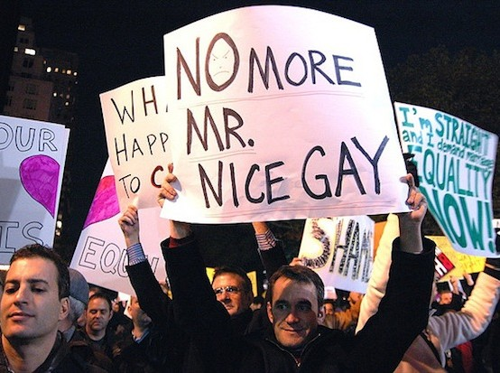 No More Mister Nice Gay