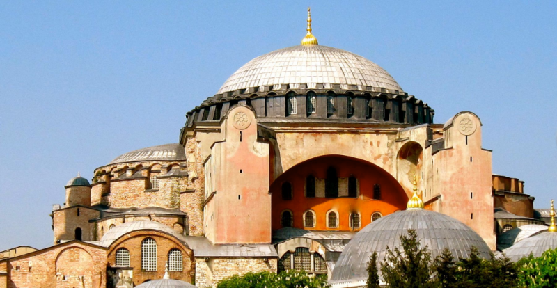 Agia Sophia - Church of the Holy Wisdom