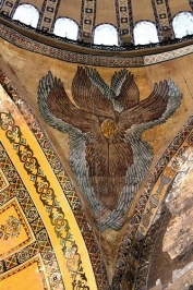 Hagia Sophia - Six Winged Seraphim