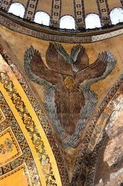 Hagia Sophia - Six Winged Seraphim