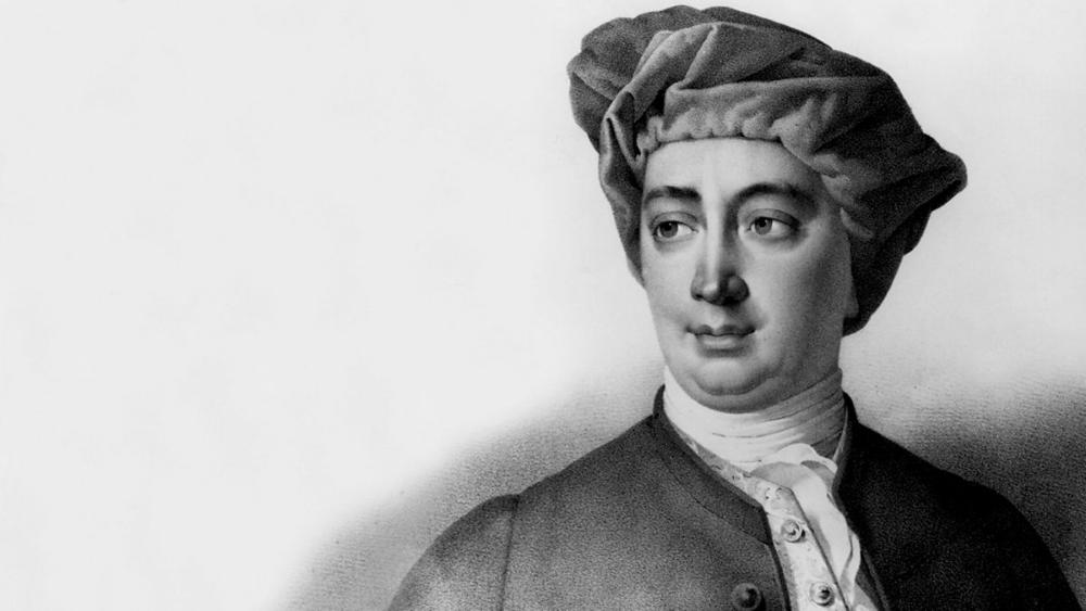 Philosopher David Hume