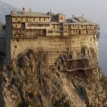 Monastery on Mt. Athos