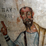 One of the earliest known icons of St. Paul the Apostle recently discovered in a sealed cave near ancient Ephesus