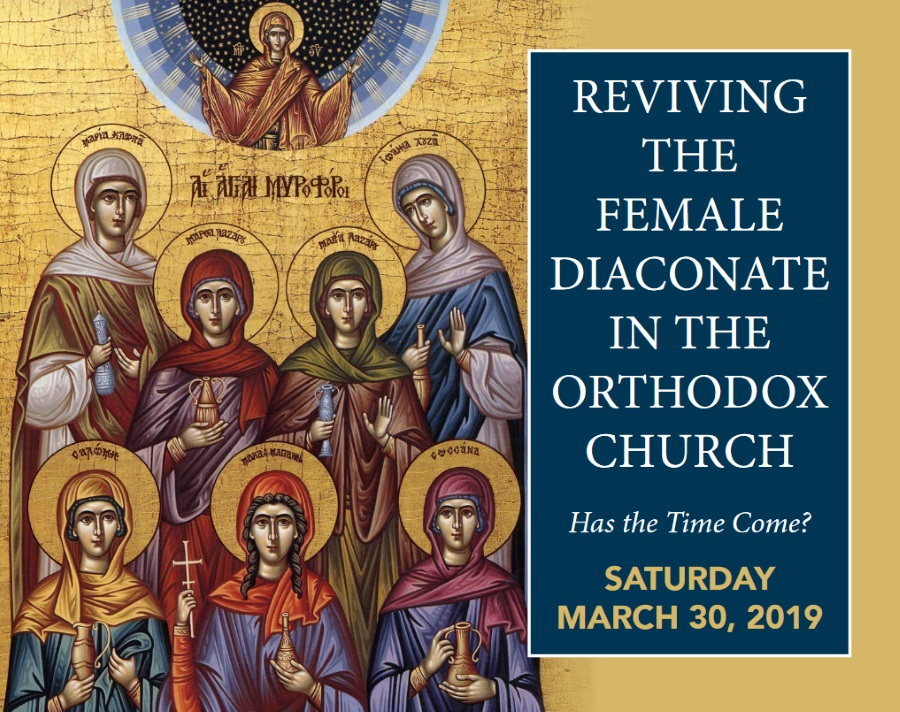 c7a6c9fc A Public Statement on Orthodox Deaconesses by Concerned Clergy and Laity